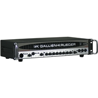 1001RB: 700W|50W Bi Amp Bass Head
