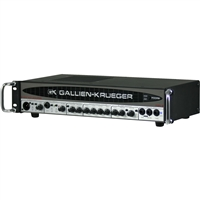 700RB: 480W|50W Bi Amp Bass Head