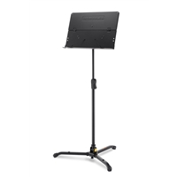 BS301B: Tripod Orchestra Stand w/perf.foldable