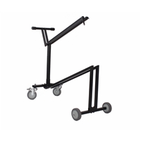 Pull cart for Music stands (can take 12 stands)