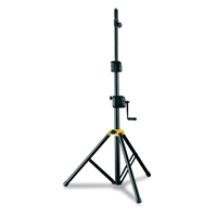 SS710B: Winch Up Lock Speaker Stand w/ SS100B