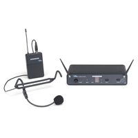 CON88HEADSET High performing UHF Wireless System.