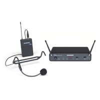 UHF Wireless Headset System 542-566MHz
