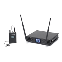 Professional Wireless Lapel System