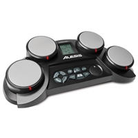 CompactKit 4: 4-Pad Portable Tabletop Drum Kit