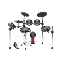 Crimson Kit: 5-pce Electronic Drumkit (LE)