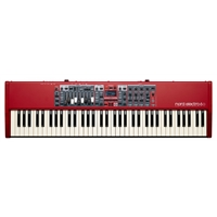 Nord Electro 6D 73 Key, Semi-weighted w/- Drawbars
