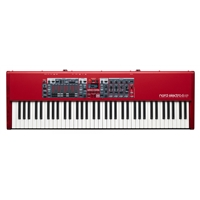 Nord Electro 6HP: Hammer action 73 note keyboard