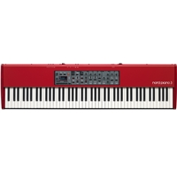 Nord Piano 3 88: 88 weighted note stage piano