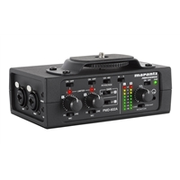 2-channel DSLR Audio Interface