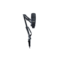 USB Microphone with Broadcast Stand and Cable