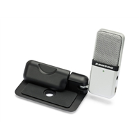 Go Mic: Clip on USB Mic