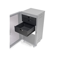 SRKD3 3 Space Drawer for SRK Rack Unit.