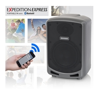 XP360B Portable PA with Bluetooth connection.