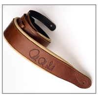 ACC-3128: Padded Signature Leather Strap
