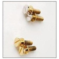 ACC-4031: Stoptail Bridge Studs, Set of 2, Gold
