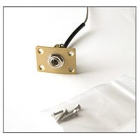 ACC-4104: Output Jack Assembly, Nickel