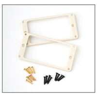 ACC-4261-I: Pickup Rings, H'bucker, Ivory, Pk of 2