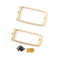 ACC-4264-I: Pickup Rings, 408, Ivory, Pk of 2