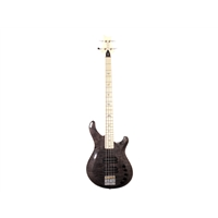 Grainger 4 String Bass: 10, Maple FB, Grey Black