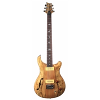 SE Limited 277 Semi Hollow: Spalted Maple Top