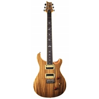 SE Limited Custom 24: Zebrawood Top