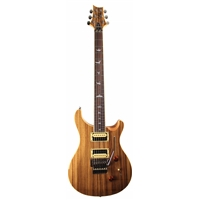 SE Limited Custom 24 Floyd: Zebrawood Top