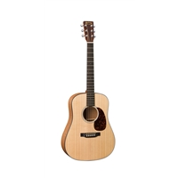 Dreadnought Junior: 15/16 Acoustic Electric w/Bag