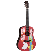 Woodstock 50th Anniversary Dreadnought