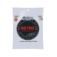 Martin Retro Strings, Laurence Juber, Monel 13-56