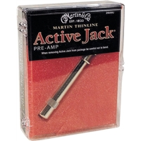 ACTIVEJACK: Martin Thinline Active Jack Pre-amp