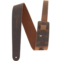 Martin Strap Vintage Leather Belt Brown