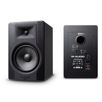 BX8 D3 Powered Studio Monitors 8 Driver