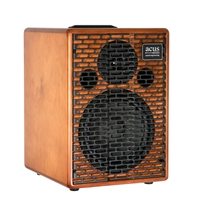Acus One for Strings EXT 200w Amplifier Wood