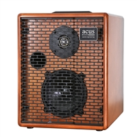 Acus One for Strings 5T 50w Amplifier Wood