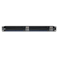 "19"" Rack Stereo 15-Band Graphic EQ"