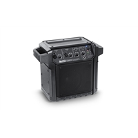 Uber: 50w Portable Rechargeable PA with Bluetooth