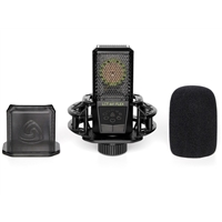 "LCT 441 FLEX: 1"" multi-pattern studio microphone."