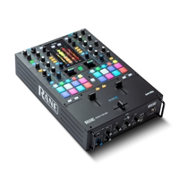 2-Channel Premium Scratch Mixer with Display