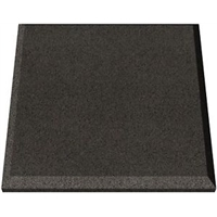 "2""x4'x4' Wall ProPanel - Ebony Fabric Finish"