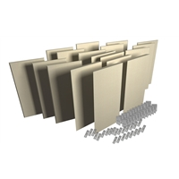 ProPanel Pro Kit 2: Sandstone (18 Panels)