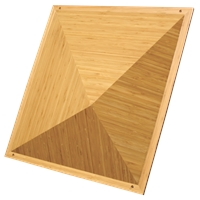Sustain Pyramid Diffusor - 4 panels