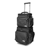 UDG Ultimate SlingBag Trolley Set Deluxe BK/OR MK2