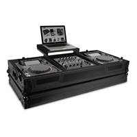 UDG Ultimate Flight Case CDJ Coffin Black Plus
