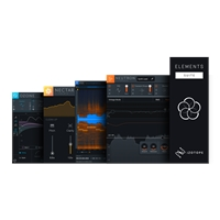 iZotope Elements Bundle Neutron/Ozone7/RX (Serial)
