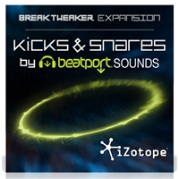 BreakTweaker Kick & Snares Expansion (S)