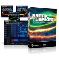 BreakTweaker: Future Beat Machine Expanded (S)