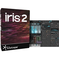 Iris 2: Virtual Instrument and Sample Synth (Serial)