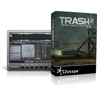 Trash 2: Insane Distortion Plugin (Serial)