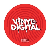 Slipmats: Digital (x2)